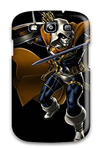 Best New Fashion Premium Tpu Case Cover For Galaxy S3 - Taskmaster