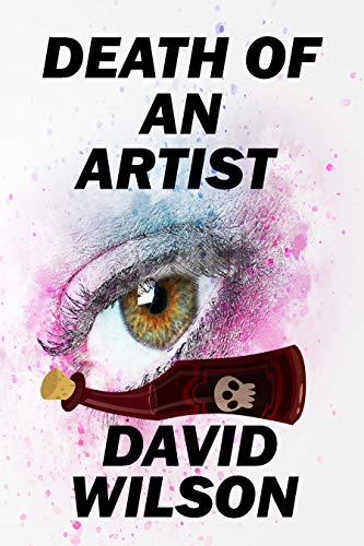 Book: DEATH OF AN ARTIST by David Wilson