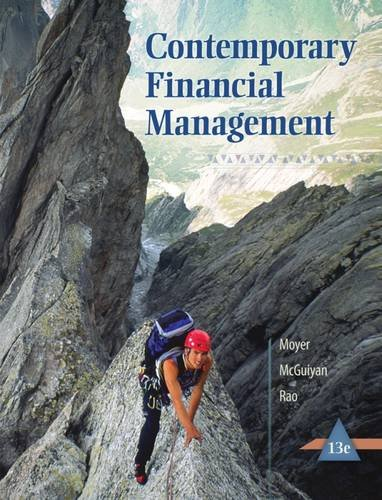 Contemporary Financial Management (with Thomson ONE – Business School Edition 6-Month Printed Access Card)