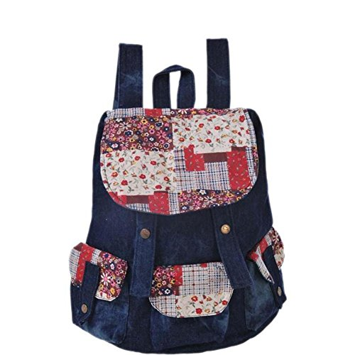 bandoulière de la A nbsp; Sac Sac voyage sac voile de dos Tissu Sacs à à national d'école double A 4wgqRzH