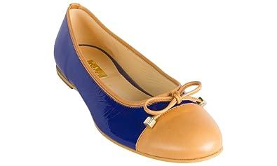 655c30ab88d3 Kyki Ballerina blau Gabor Größe 44  Amazon.de  Schuhe   Handtaschen