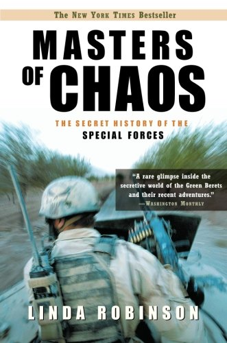 Masters of Chaos: The Secret History of the Special Forces Spec Master