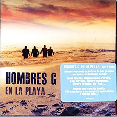 EN LA PLAYA by HOMBRES G : HOMBRES G: Amazon.es: Música