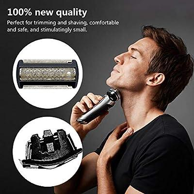 Perfectamente compatible y lámina de afeitadora / recortadora de reemplazo para Philips Bodygroom Hair Clipper BG2028, BG2038, BG2020 BG2030, cabezal de afeitado para Philips Norelco XA2029 XA525: Amazon.es: Hogar