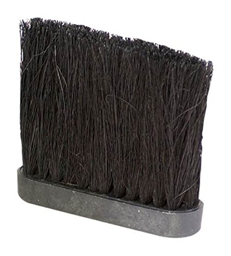 5 in Fireplace Accessory Broom Tampico Brush Head