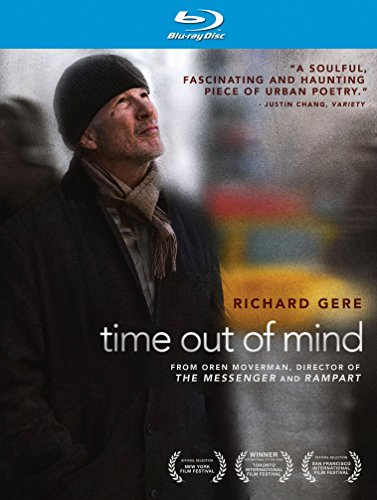 Time Out of Mind [Blu-ray]