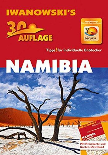 Karte Namibia Download.Iwanowski S Namibia Reiseführer Von Iwanowski M 1 Karte