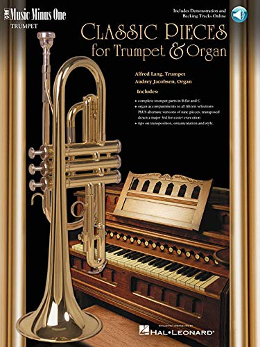 Trumpets Ceremonial - Classic Pieces for Trumpet & Organ: Book/Online Audio
