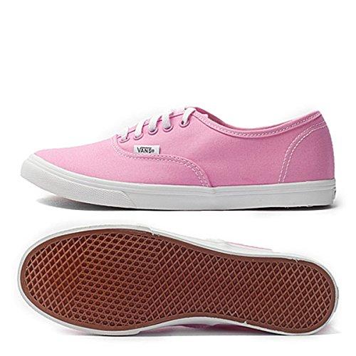 Unisex Authentic Lo Pro Rosebloom/True White Skate Shoe 5.5