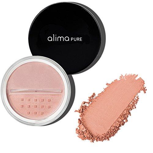 Alima Pure Luminous Shimmer Blush - Freja (Shimmer Pure Mineral)
