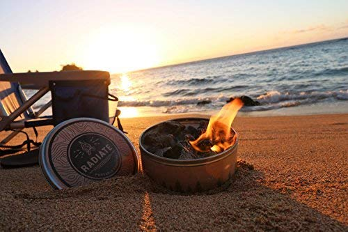 Radiate Portable Campfire 4 Pack (Made in The USA) by Radiate (Image #4)