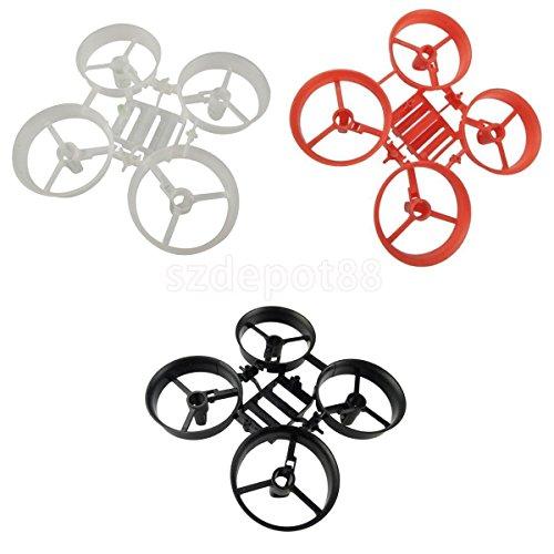 3PCS Main Frame Body RC Quadcopter Spare Parts for JJRC H36 E010 E010C E010S by uptogethertek