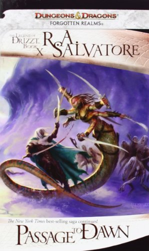 Passage To Dawn by R. A. Salvatore