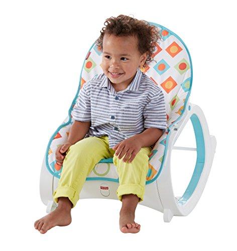 Fisher-Price-Infant-to-Toddler-Rocker-Geo-Diamonds