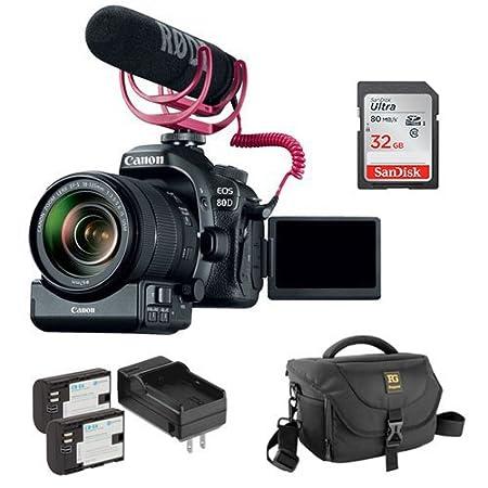 Review Canon EOS 80D DSLR