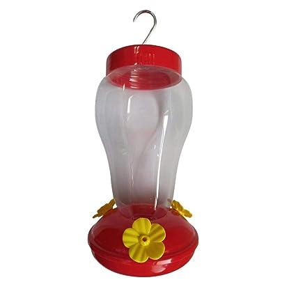 youngfate Alimentador de colibrí Alimentador de Botellas de ...