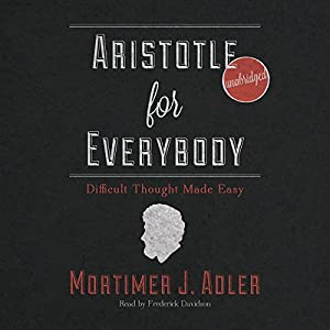 Aristotle for Everybody Audiobook