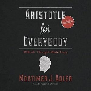 Aristotle for Everybody Audiobook