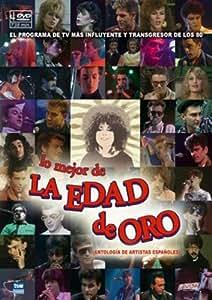 Lo Mejor De La Edad De Oro [DVD]