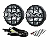 PIAA 5296 520 Clear ATP Black Lamp Kit