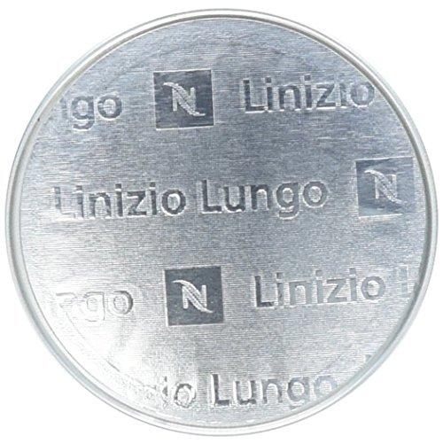 Nespresso OriginalLine Espresso Capsules, Linizio Lungo, 50 count pods