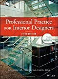 Professional Practice for Interior Designers, Piotrowski, Christine M., 1118090799