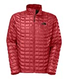 The North Face Men's ThermoBall Full Zip Jacket Rage Red XX-Large