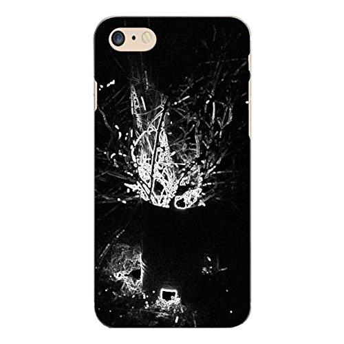 "Disagu Design Case Schutzhülle für Apple iPhone 7 Hülle Cover - Motiv ""Black Burn"""