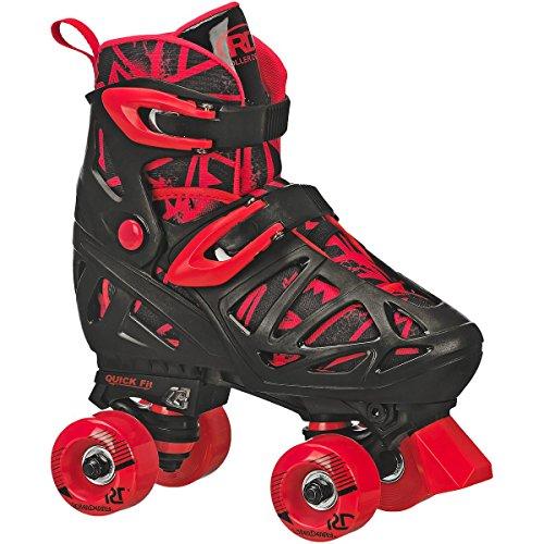 Roller Derby Boy's Trac Star Adjustable Roller Skate – DiZiSports Store
