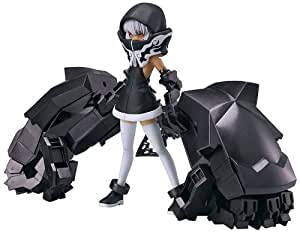Good Smile Figma TV Animation Version Black Rock Shooter Strength PVC Figure