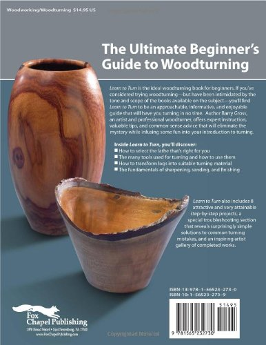 Learn To Turn A Beginner S Guide To Woodturning From Start To