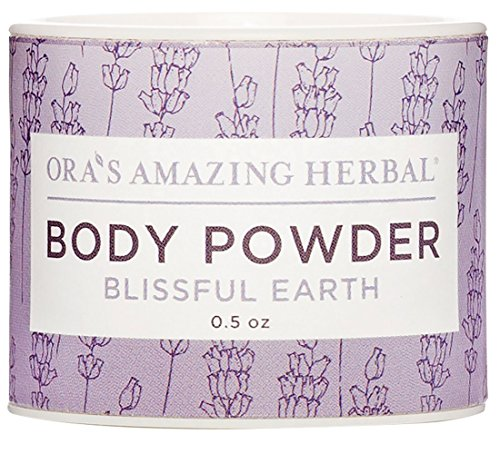 Natural Travel Size Skin Care Set, Natural Moisturizer Hand and Body Care Cream, Herbal Tea Tree Oil Salve Balm With Organic Calendula, Ultra Healing Shea Body Butter, Talc-Free Body Powder by Ora's Amazing Herbal (Image #1)