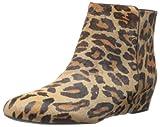 Nine West Women's Metalina Bootie,Natural Multi City Leopard,7.5 M US