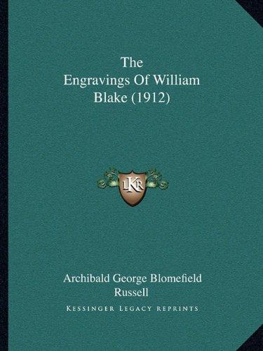 lliam Blake (1912) (William Blake Engravings)
