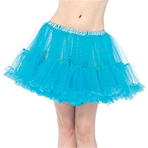 PJPYIF Mujer tutu Glitter Danza Ballet Faldas de tutú