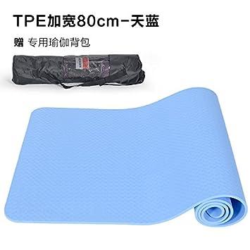 YROAR Posture Tasteless TPE Line Beginner Yoga Mat Fitness ...