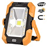 RUNACC Portable LED Work Light Rechargeable
