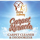 Carpet Miracle - Carpet Cleaner and Deodorizer Solution for Hoover, Bissell, Rug Doctor, Kenmore