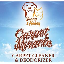 Carpet Miracle - Carpet Cleaner and Deodorizer Solution (1 Gallon)