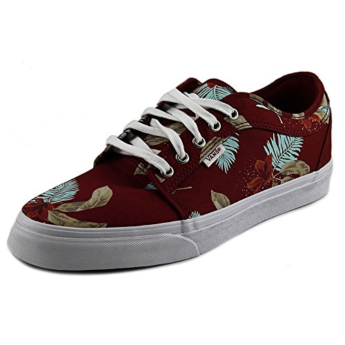 Vans Chukka Low Aloha Chili Pepper Sneakers Men's (7.5 Men's)