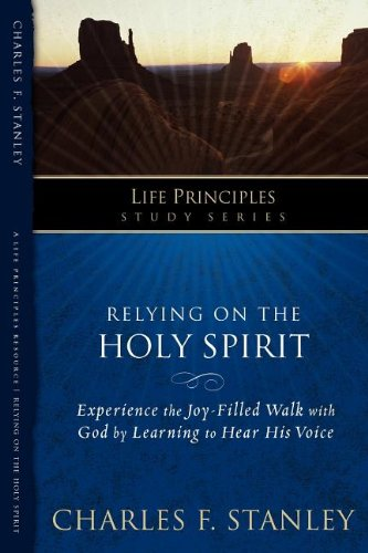 Download Relying on the Holy Spirit pdf