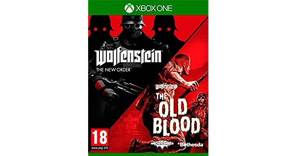 Wolfenstein The Two Pack - Xbox One: Amazon.es: Videojuegos