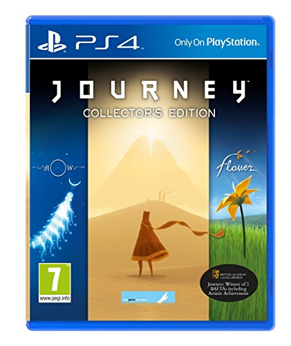 - JOURNEY COLLECTOR'S EDITION PS4 (PS4)