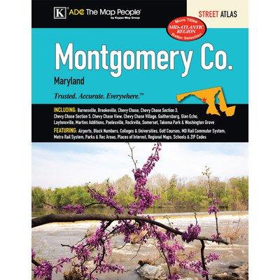 Montgomery County MD Atlas