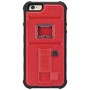 Mechero de ZVE/abrebotellas/cámara trípode estable para iPhone 6-red