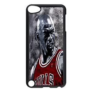 Custom High Quality WUCHAOGUI Phone case Super Star Michael Jordan Protective Case FOR Ipod Touch 5 - Case-13