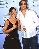 Jennifer Aniston Brad Pitt 8x10 photo #E0214
