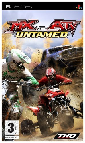 MX vs. ATV: Untamed - PSP