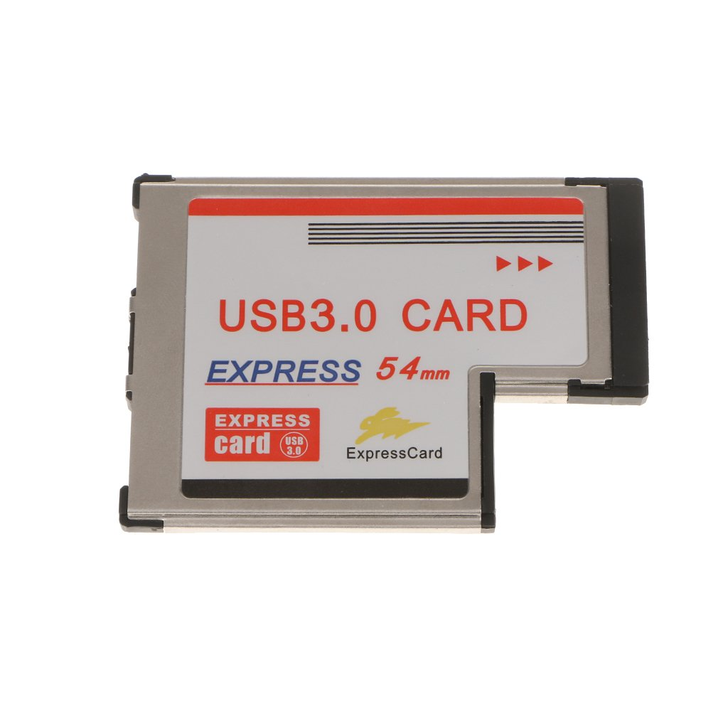 KESOTO Adaptador Express Card de 54 mm a 2 Puertos USB3.0 ...