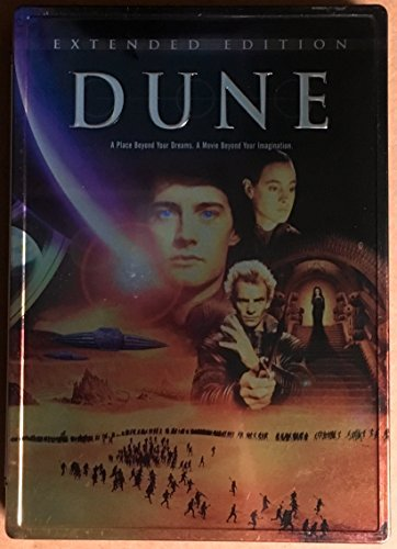 Dune (Extended Edition Steelbook)]()